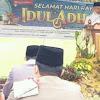 Pemkab Kerinci Laksanakan Sholat Idul Adha 1442 H/ 2021 M Bersama Masyarakat Siulak Mukai
