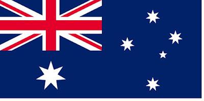 Bendera Negara Australia