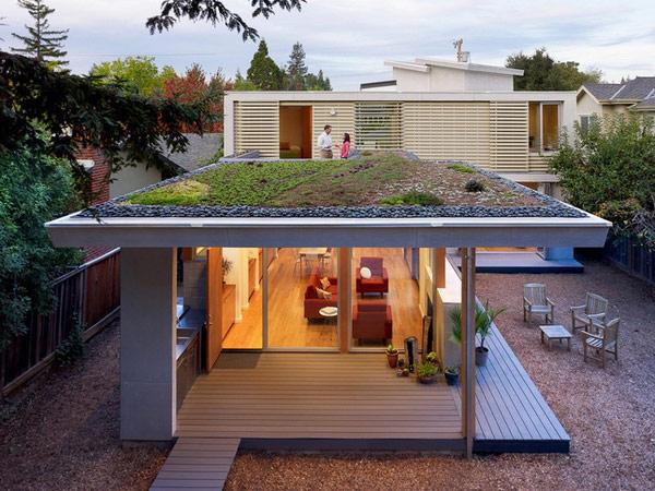 بالصور : أفكار رائعة لتصميم حدائق على أسطح الأبنية لتُضيف