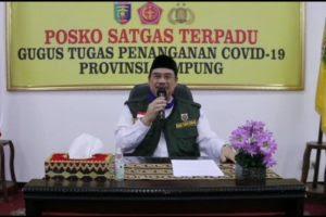 Tempat Ibadah di Lampung Akan Dibuka Secara Bertahap