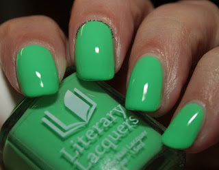 Literary Lacquers Othello Duo - If Thou Hast Eyes To See