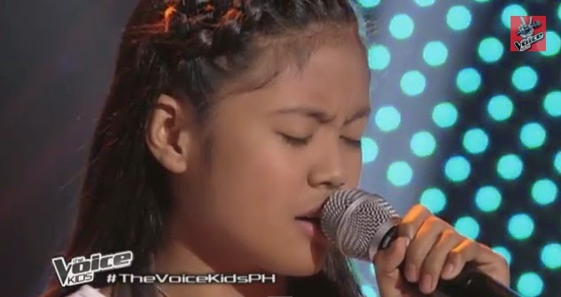 Giedie Laroco is 8th 3-chair turner on 'The Voice Kids' Philippines