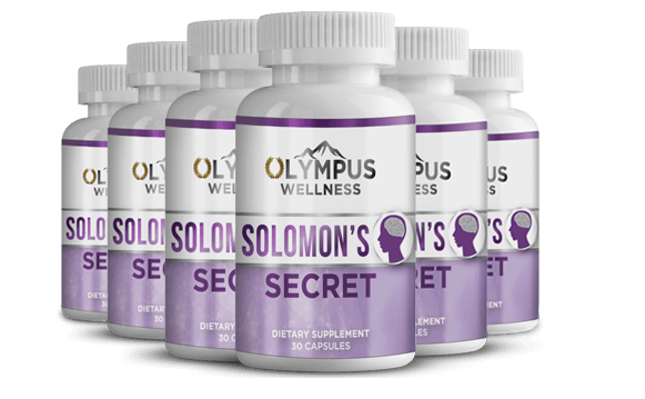 Solomon's Secret - Nootropic Supplement (US)