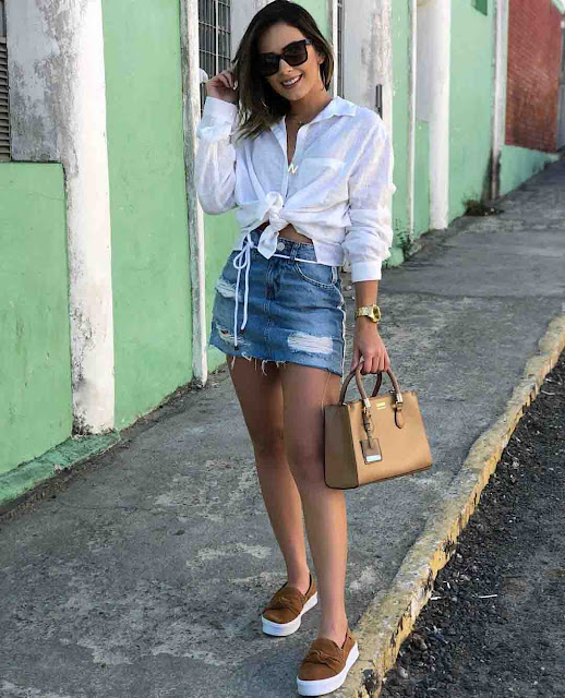 Ideias de looks com camisa branca