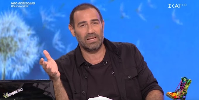 Επιστρέφει στην τηλεόραση ο Αντώνης Κανάκης