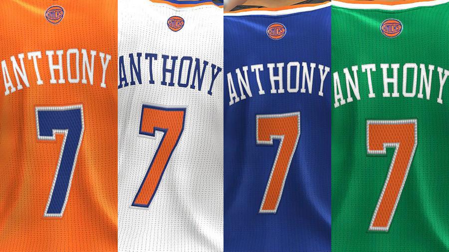 d32bb72cdf69 NBA 2K14 New York Knicks Jersey Pack V2 - NBA2K.ORG