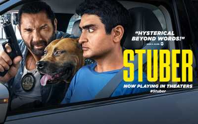 Stuber 2019 Hindi, English Full Movies Dual Audio 300mb Download