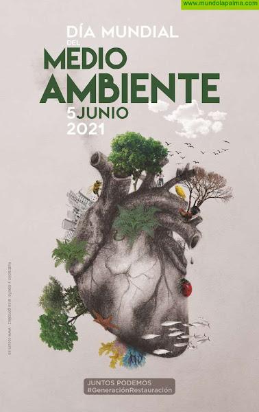 El Cabildo celebra el Día del Medioambiente con un foro de reflexión sobre la restauración de ecosistemas en la isla