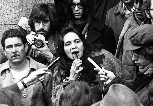 Carlos Santana, Benjamin Bratt and Dolores Huerta talk 'Dolores' documentary airing on PBS
