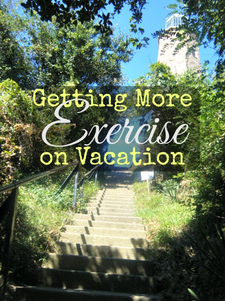 vacation exercise tips