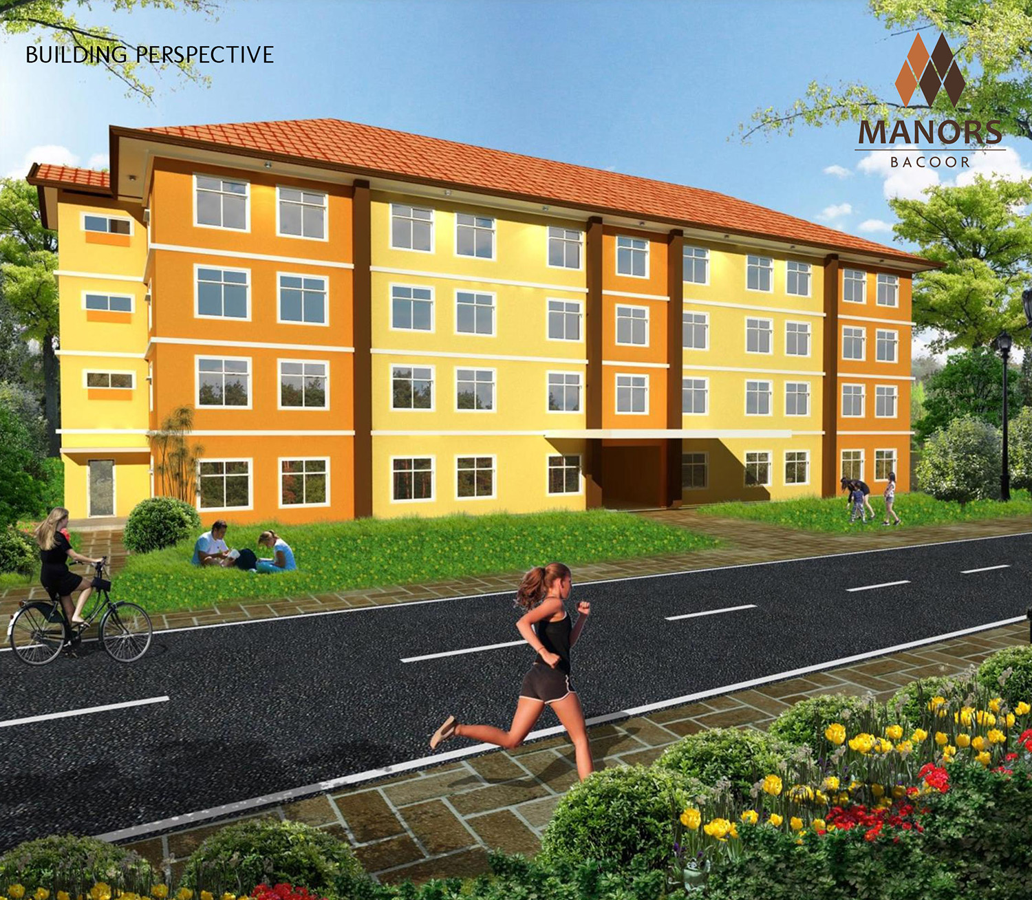 Studio 24.70 Sqm - Manors Bacoor| Camella Prime House for Sale in Bacoor Cavite