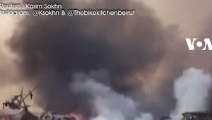 2 Ledakan Besar di Beirut: Sedikitnya 78 Tewas, RS Kewalahan