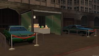 Mapa mini lojinha de carros