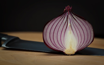 cut onion poisoning