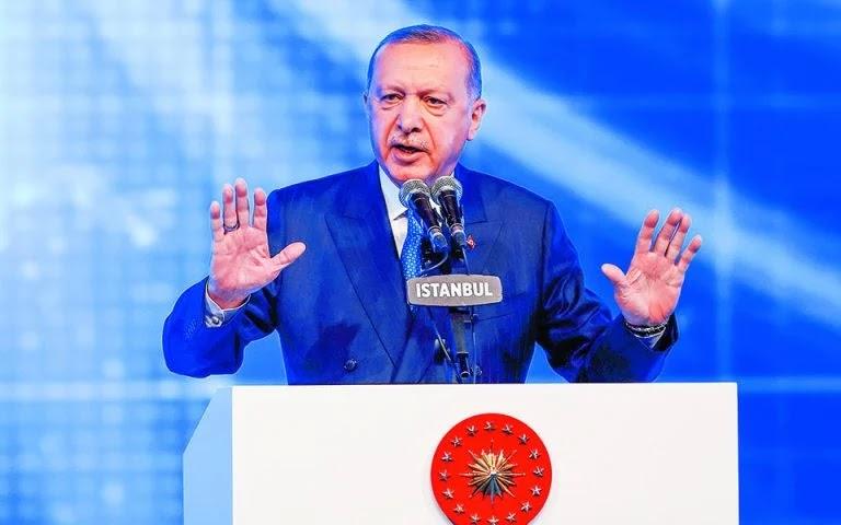 Προτεραιότητα του Ταγίπ Ερντογάν η βελτίωση των σχέσεων με ΗΠΑ
