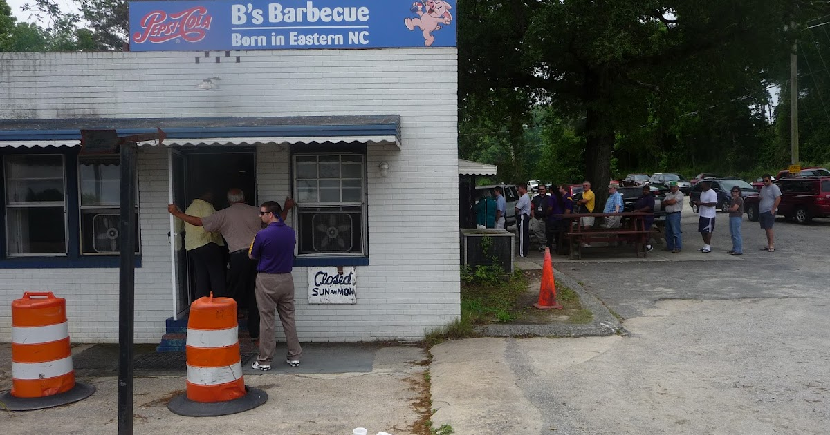 The Foraging Foodie Greenville Nc Eats B S Barbecue