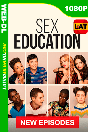 Sex Education (Serie de TV) Temporada 2 (2020) Latino HD WEB-DL 1080P - 2020