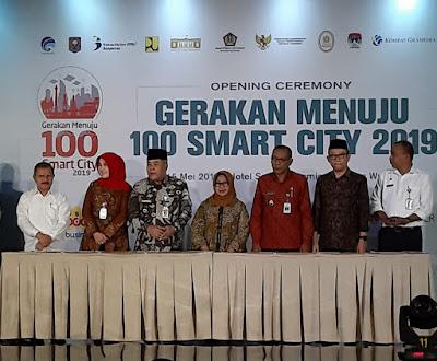 ADVERTORIAL : Pemerintah Pusat  Pilih  Padang Pariaman Ikuti Program Menuju Smart City Tahun 2019