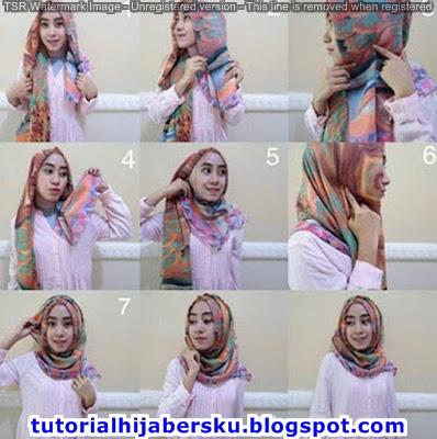 tutorial hijab 2017, model hijab segi empat, model hijab pesta, model hijab cara memakainya, model hijab pashmina, tutorial hijab simple pashmina, tutorial hijab segitiga