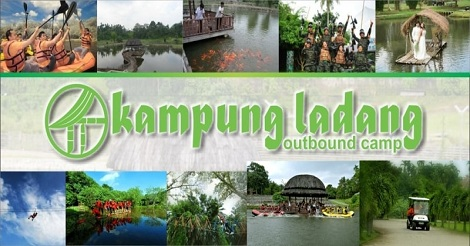 Kampung Ladang Destinasi Wisata Bertemakan Pertualangan Alam