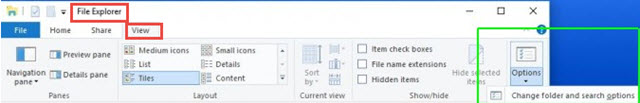كيفية تعطيل الإعلانات على مستكشف الملفات File Explorer فى ويندوز 10