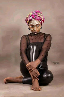 Famous Taraba Model And Social Media Influencer Celebrates Birthday  With Breathtaking Pictures