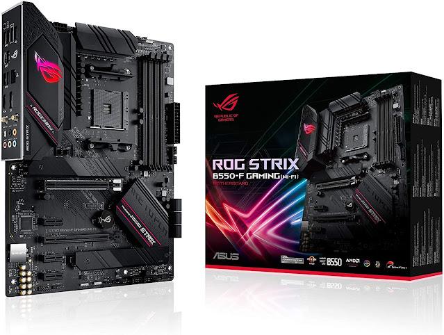 Asus Rog Strix B550 F Gaming Wifi
