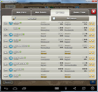 Clan TARAKAN 2 vs the green flag, TARAKAN 2 Victory