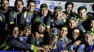 Zimbabwe tour of Pakistan 3-Match ODI Series 2015