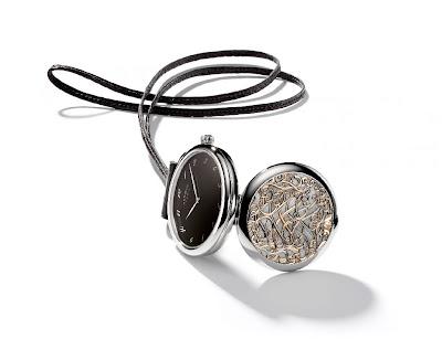 Hermès Arceau Pocket Volutes watch