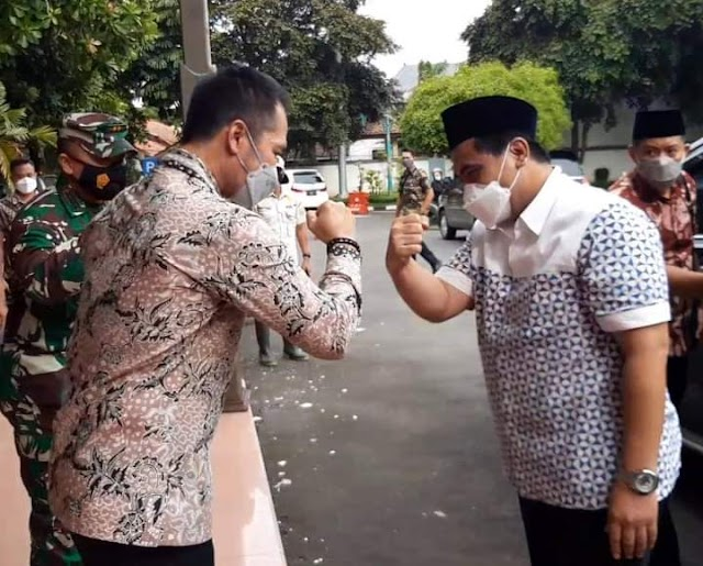 Plt. Bupati Kudus Bersama Wagub Jateng Kunjungi Korban Banjir
