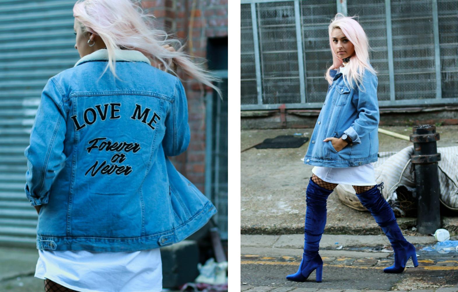 Glamorous Denim Jacket