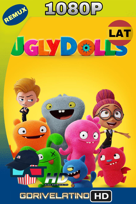 UglyDolls: Extraordinariamente Feos (2019) REMUX 1080p (Latino-Inglés) MKV