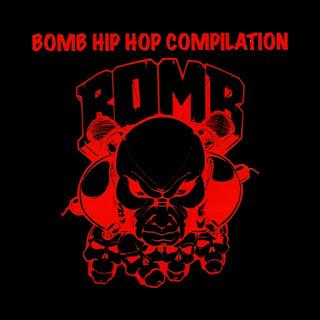 Various Artists - Bomb Hip-Hop Compilation (1994)