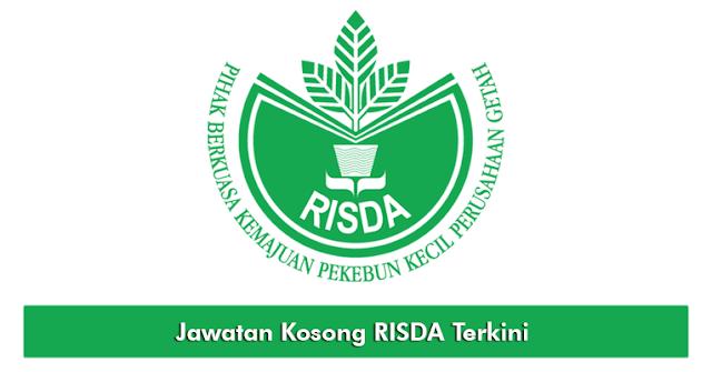 jawatan kosong kerajaan RISDA 2020