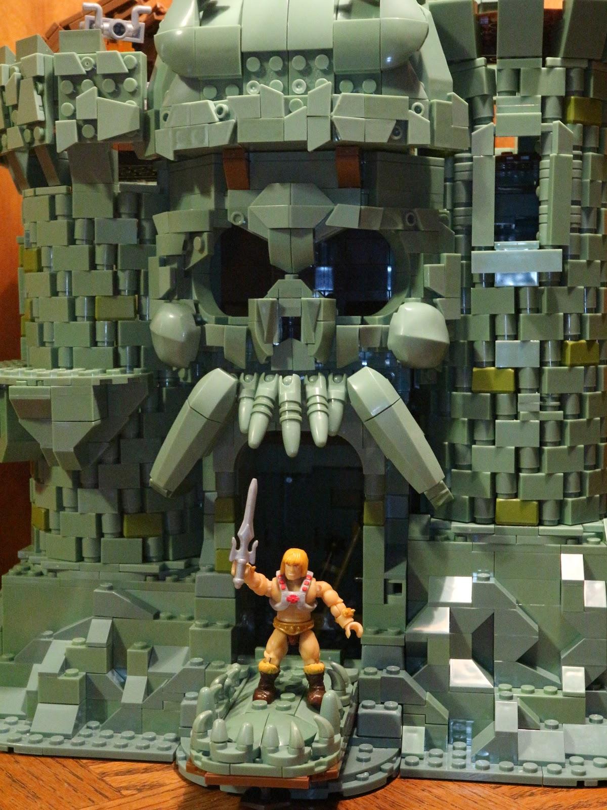 Castle Grayskull  Floor  He-Man MOTU
