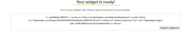 Cara mudah membuat widget instagram unik di blog dan website