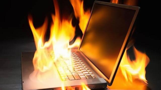 10 Tips Mengatasi Laptop Cepat Panas
