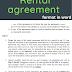 Rental agreement format in word - residential premises