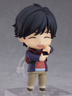 "Nendoroid Eiji Okumura de ""Banana Fish"" - Good Smile Company"
