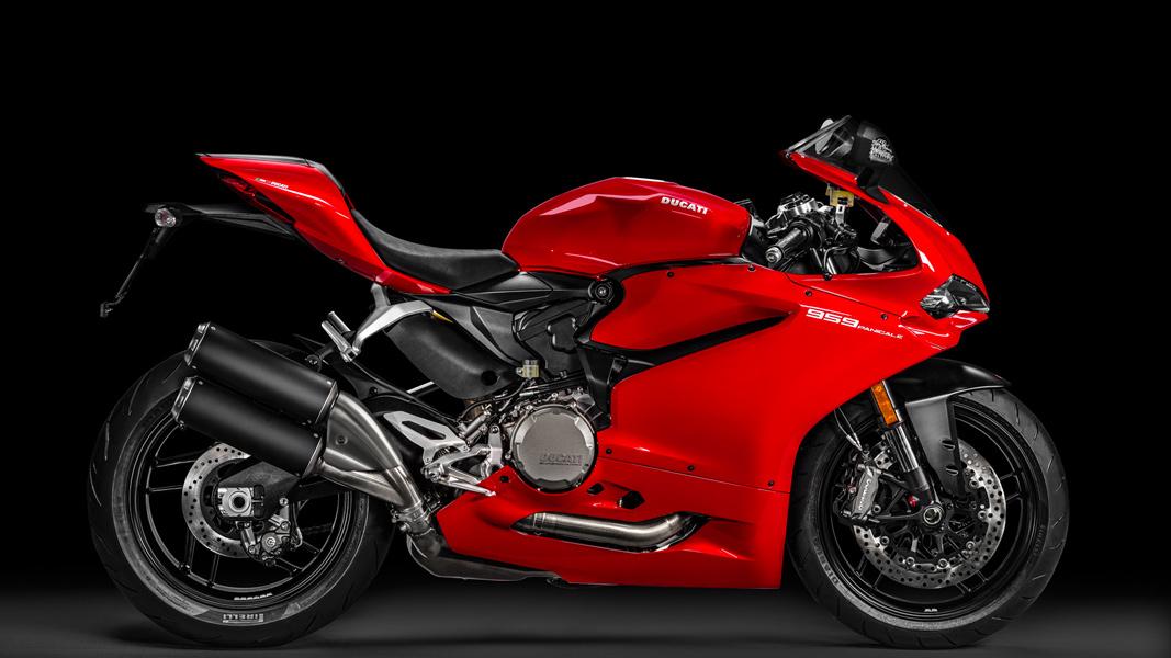 Ducati Motor 959 Panigale Corse Latest 2018