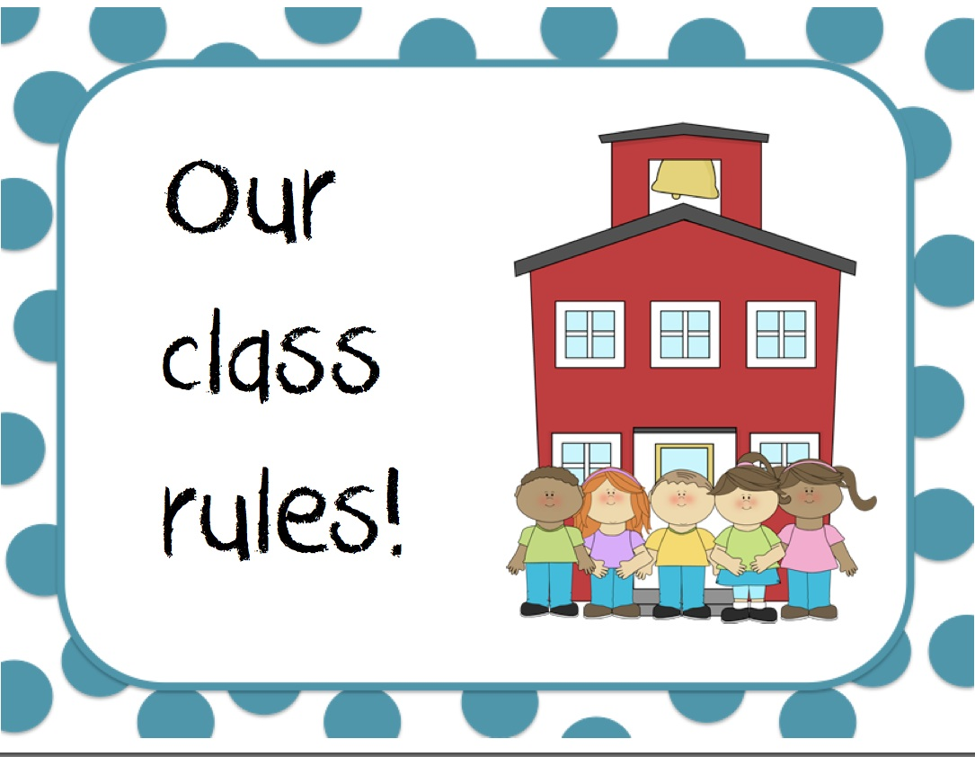 Kinder Stole My Heart Class Rules Voice Levels