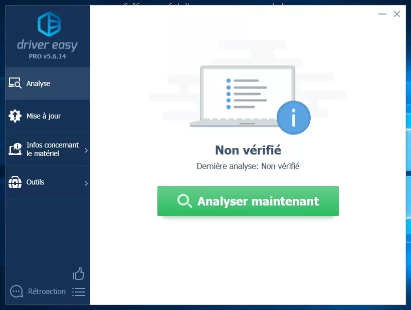تحميل برنامج Driver Easy Professional 5.6.15.34863 لتحديث جميع تعاريف الحاسوب