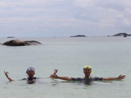 Liburan Tahun Baru di Pulau Belitung