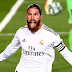Sergio Ramos anota un gol en una práctica e imita un famoso gesto de Conor McGregor