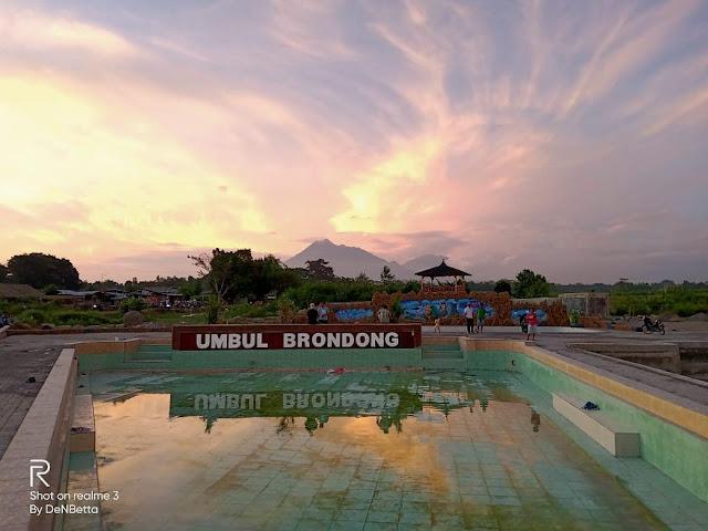 Umbul Brondong Klaten