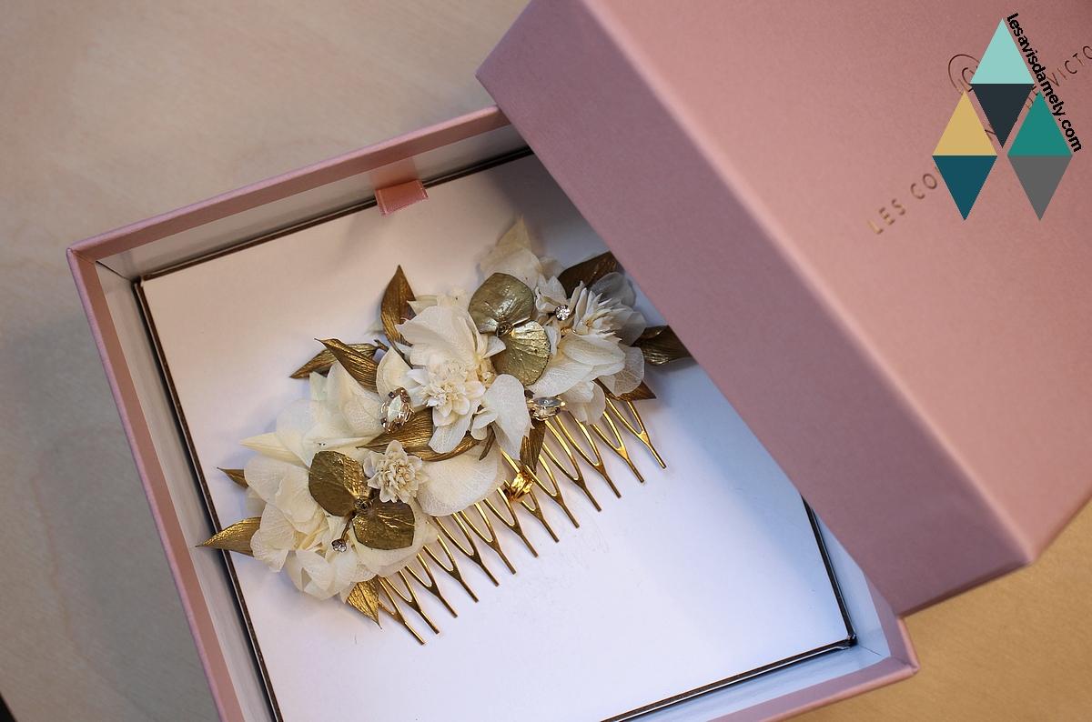 avis cheveux made in france naturel fleurs LCV