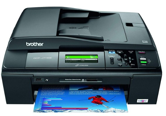 Downloads Driver Brother DCP-J715W | Drivers Download Free for Windows & Mac