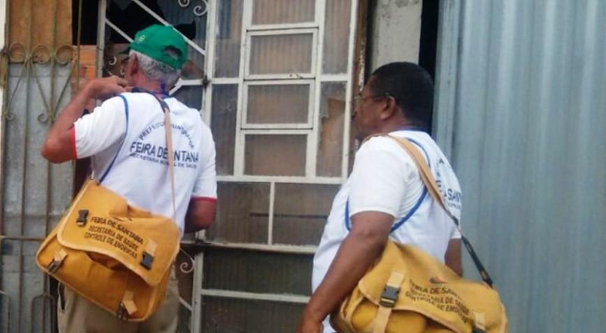 Feira de Santana: Agentes comunitários e de combate às endemias  classificados são convocados para formação - Conexão Notícia