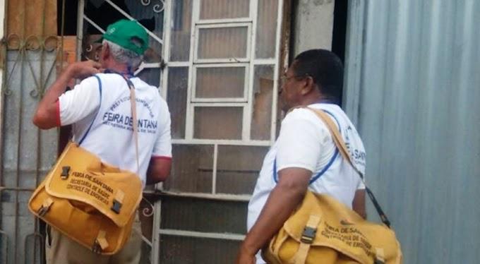 Feira de Santana: Agentes comunitários e de combate às endemias classificados são convocados para formação